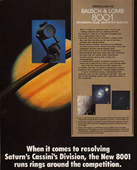 bausch and lomb 4000 telescope manual
